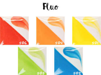 Kit cuisson fluo