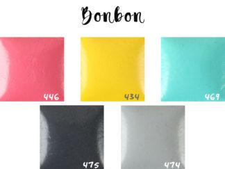Kit acrylique bonbon