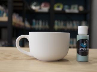 Tasse latté